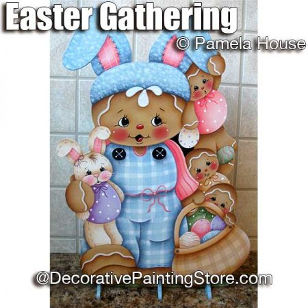 Easter Gathering by Pamela House - PDF DOWNLOAD