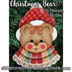 Christmas Bear by Pamela House - PDF DOWNLOAD
