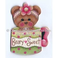 Beary Sweet by Pamela House - PDF DOWNLOAD