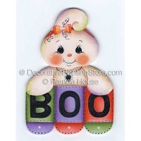 Boo Ghost by Pamela House - PDF DOWNLOAD