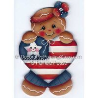 Patriotic Heart by Pamela House - PDF DOWNLOAD