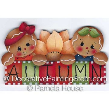 Autumn by Pamela House - PDF DOWNLOAD
