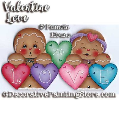 Valentine Love by Pamela House - PDF DOWNLOAD