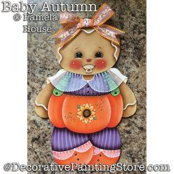 Baby Autumn e-Pattern - Pamela House - PDF DOWNLOAD
