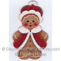 Dressed for Santa by Pamela House - PDF DOWNLOAD