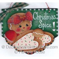 Christmas Spice by Pamela House - PDF DOWNLOAD