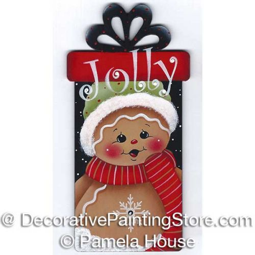 A Jolly Present by Pamela House - PDF DOWNLOAD