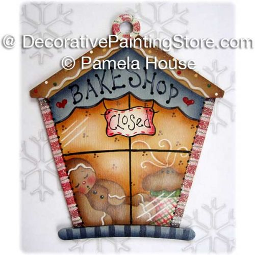 Bakeshop Closed by Pamela House - PDF DOWNLOAD