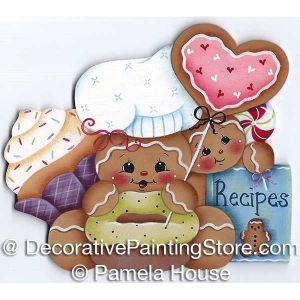 A Bakers Treats by Pamela House - PDF DOWNLOAD