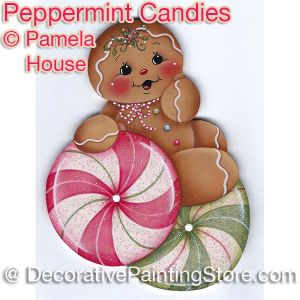 Peppermint Candies by Pamela House - PDF DOWNLOAD