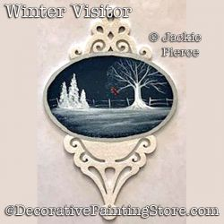 Winter Visitors Download - Jackie Pierce