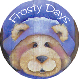 Frosty Bear Pin DOWNLOAD