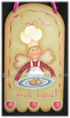 Sweets Chef ePattern - Carolyn Roach - PDF DOWNLOAD
