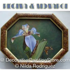 Regina and Monarch ePattern - Nilda Rodriguez - PDF Download
