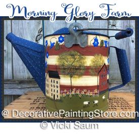 Morning Glory Farm ePattern - Vicki Saum - PDF DOWNLOAD