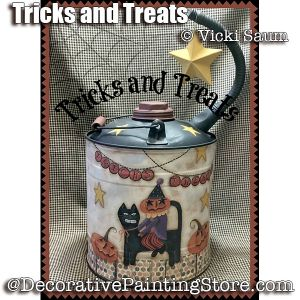 Tricks and Treats ePattern - Vicki Saum - PDF DOWNLOAD