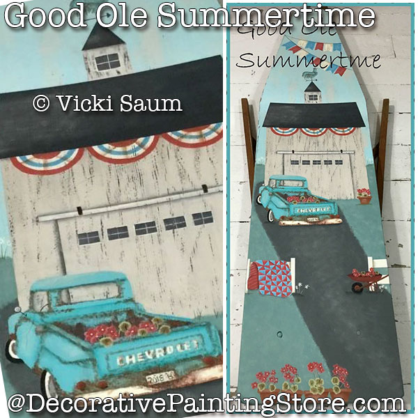 Good Ole Summertime Download - Vicki Saum