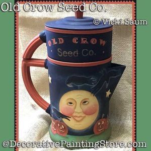 Old Crow Seed Co Download - Vicki Saum