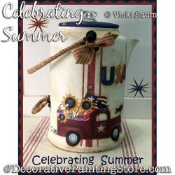 Celebrating Summer DOWNLOAD - Vicki Saum