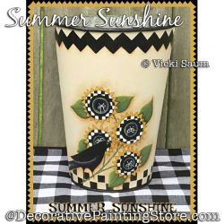 Summer Sunshine DOWNLOAD - Vicki Saum