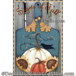 Signs of Fall DOWNLOAD - Vicki Saum