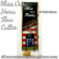 Bless Our Home Slaw Cutter DOWNLOAD - Vicki Saum