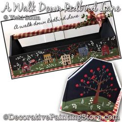 A Walk Down Redbird Lane DOWNLOAD - Vicki Saum
