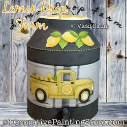 Lemon Drop Farm (pickup truck) DOWNLOAD - Vicki Saum