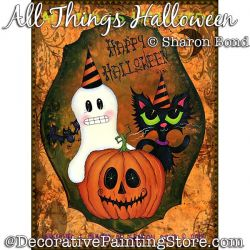 All Things Halloween DOWNLOAD  - Sharon Bond