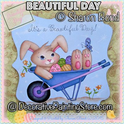 Beautiful Day ePattern by Sharon Bond - PDF DOWNLOAD