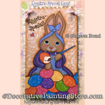 Eggstra Special Eggs DOWNLOAD  - Sharon Bond
