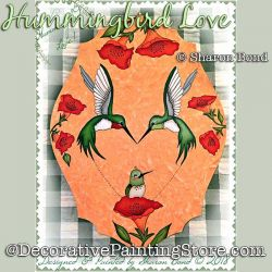 Hummingbird Love DOWNLOAD  - Sharon Bond
