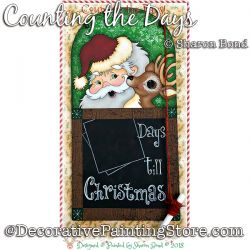 Counting the Days (Santa) DOWNLOAD  - Sharon Bond