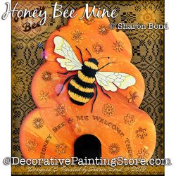 Honey Bee Mine DOWNLOAD  - Sharon Bond
