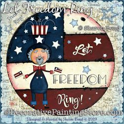 Let Freedom Ring DOWNLOAD  - Sharon Bond