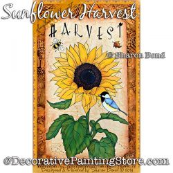 Sunflower Harvest DOWNLOAD  - Sharon Bond