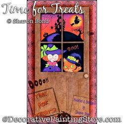 Time for Treats DOWNLOAD  - Sharon Bond