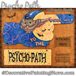 Psycho Path (Owl) DOWNLOAD  - Sharon Bond