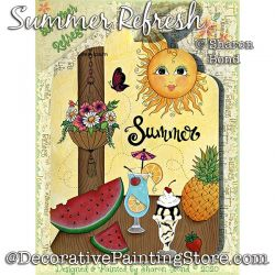 Summer Refresh DOWNLOAD  - Sharon Bond