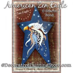 American Zen Eagle DOWNLOAD  - Sharon Bond
