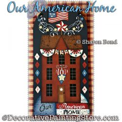 Our American Home DOWNLOAD  - Sharon Bond