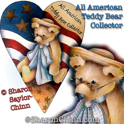 All American Teddy Bear Collector PDF DOWNLOAD - Sharon Chinn
