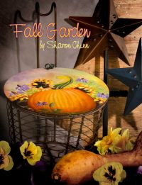 Fall Garden ePattern by Sharon Chinn