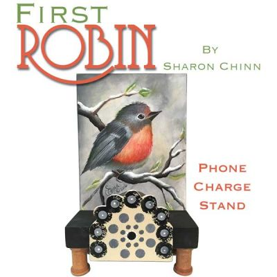 First Robin ePattern by Sharon Chinn - BY DOWNLOAD