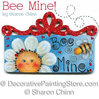 Bee Mine ePattern - Sharon Chinn - PDF DOWNLOAD