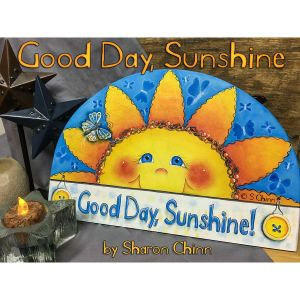 Good Day Sunshine Video Tutorial and ePattern - Sharon Chinn