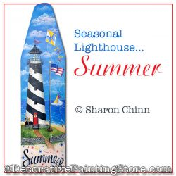 Seasonal Lighthouse-Summer Download - Sharon Chinn