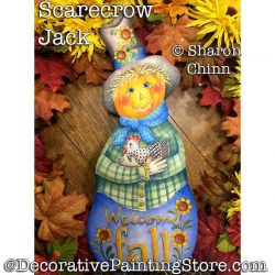 Scarecrow Jack DOWNLOAD - Sharon Chinn