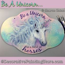 Be a Unicorn BY MAIL - Sharon Chinn