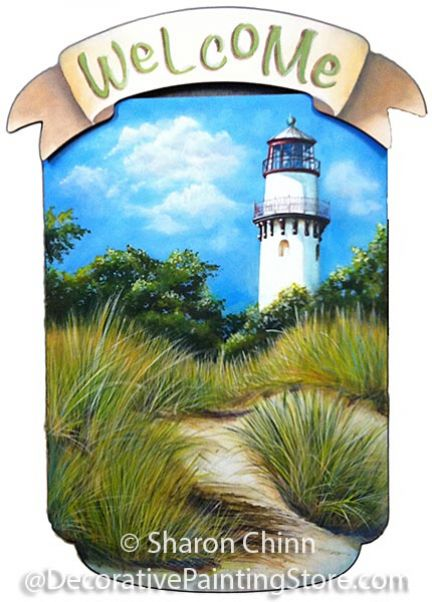 Grosse Point Lighthouse Pattern BY MAIL